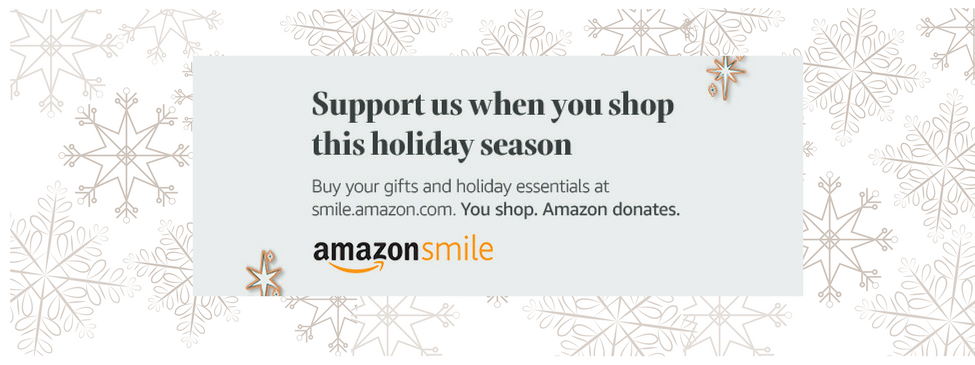 Amazon Smile Holiday -2