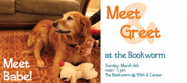 Bookworm Meet and Greet - March 2016 - Slider-01