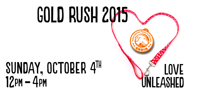 Gold Rush 2015 Date Announcement – Slider