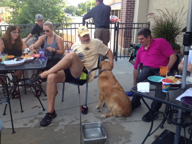 Pups on the Patio - 08 2015 - Pet me