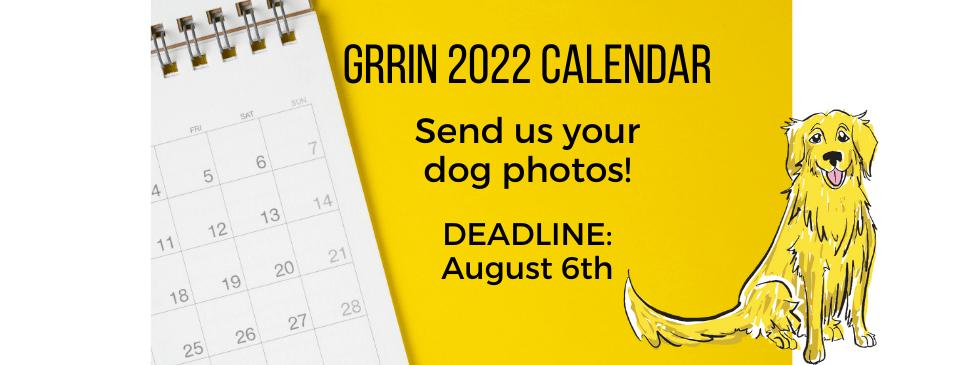 GRRIN Calendar 2021